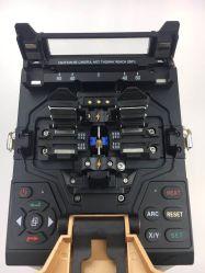 Stout Splicers de fusión con la protección de la armadura de fibra óptica empalme estable largo tiempo de arco de descarga de empalmes de fusión Seikofire S5