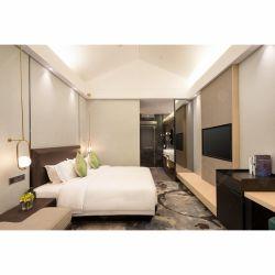 Het volledige Meubilair van de Zaal van het Bed van de Flat van het Hotel van de Gastvrijheid van de Reeks Moderne Elegante