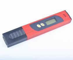 Tipo de pluma portátil el Acuario de alta precisión de la hidroponía Medidor de pH