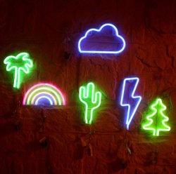 Voyant feux de modélisation néon pour le parti de la décoration