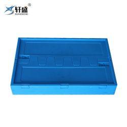 Commerce de gros d'économiser 75 % d'espace imperméable en plastique PP Boîte de pliage à bon marché pour le stockage d'accueil