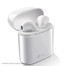 I7s Tws Mini Wireless вкладыши спорта Handsfree наушники гарнитуры Bluetooth