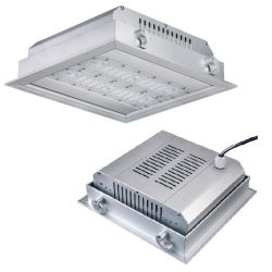 Lumiled Luxeon 3030 LED Puces 50W 100W 150W 200W LED Projecteur D'Auvent pour Station Service Luminaire IP66
