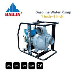 6 Pomp van het Water van de Benzine van het Gas van de duim Self-Priming Centrifugaal Schone Hlw50