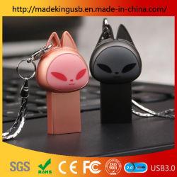 Unidade Flash USB Mini Cat Cartoon Bonitinha Móvel de Armazenamento Portátil para as meninas da Unidade Flash USB