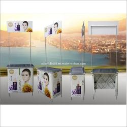 Affichage de la publicité de l'équipement durable Exposition Kt compteur promotionnel en PVC