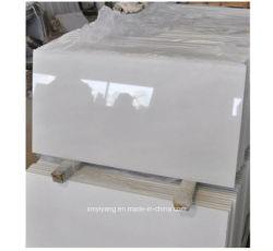 Naturel en marbre blanc de Thassos poli Crystal pour cuisine/salle de bains/mur/Flooring/étape/Tile/gaine optique