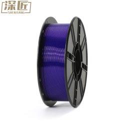 L'ABS PLA filament de l'imprimante PCL 3D grand 3d'imprimante utilisée Filament PLA+ 5kg/Prix de gros rouleaux en plastique de bonne qualité PLA