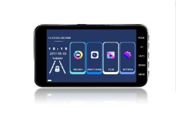 Alquiler de coche HD DVR /Cámara/Black Box/grabador de vídeo/grabador de seguridad de la noche con la versión 4 pulgadas de pantalla 170 Lente Widi