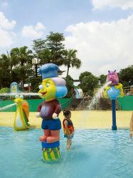 Все виды водного парка игры игрушки Aqua играть Spray блока и стекловолоконные фонтан оборудование для бассейна