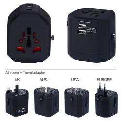 UniversalTravel Adapter mit USA/Australia/Europe/UK Worldwide Plugs