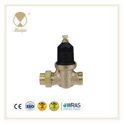 Heape Messingwasser-druckreduzierende Ventil-Schwarz-Schutzkappe für Rohrleitung