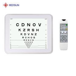 C-901 Cophthalmic 장비 LED 비전 검사자