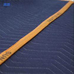 """China personalizado de saída 72""""x 80"""" Dolly Azul cobertores para alimentação em movimento"""