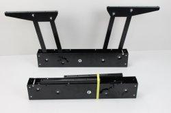 Produto de patentes de mobiliário de rebatimento do mecanismo de Tampo da Mesa de Elevação da Estrutura