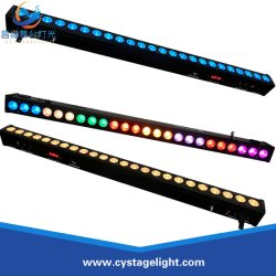 24*1.5W/3W RGBW-светодиодные лампы Светодиодные настенные лампы мойки
