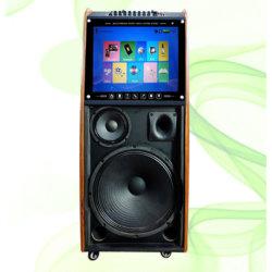 30W-80 W móvil multifuncional Video Karaoke Player