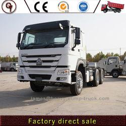 Sinotruk 290-420HOWO 6X4 Heavy Duty HP Prime Mover tracteur remorque de camion tête dans les meilleurs prix.