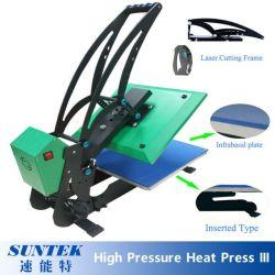 [ت-شيرت] حرارة صحافة آلة تصميد حرارة إنتقال طباعة