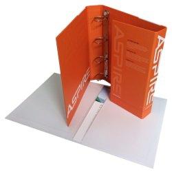 Управление канцелярские 2D-кольцо рычага красочные файлов в папке