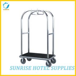 Invitado de lujo del Hotel Los carros de equipaje, maletas Trolley
