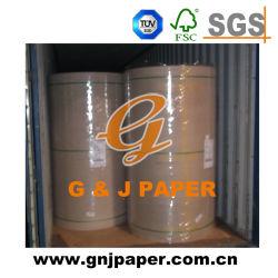 Rouleau de papier ondulé /cannelure Testliner papier/support papier pour carton cannelure
