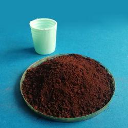 Alta qualidade de óxido de ferro Green/ pigmento amarelo Fe2O3