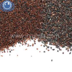 연마재 Waterjet 절단을%s 자연적인 석류석 모래