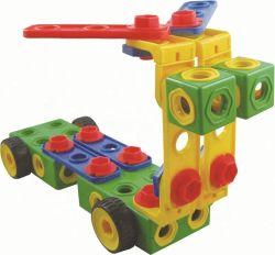 싼 가격 벽돌을 하는 플라스틱 아기 아이들 게임은 빌딩 블록을