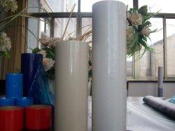 PE Film protecteur pour la protection de mur de verre et de tapis