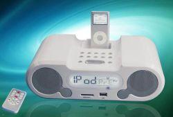 mini altoparlante portatile 2018 dell'hamburger dell'amplificatore del iPod