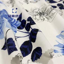 Tessuto del poliestere stampato Py19082b chiffon per Fashion Apparel della signora