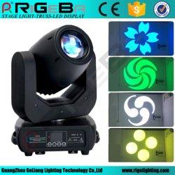 Disco DJ Rigeba de haute qualité Stade LED 150W Déplacement du faisceau du phare pour le parti des événements