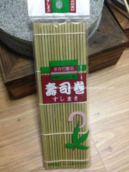 Strumenti di bambù dei sushi della stuoia di rotolamento della stuoia dei sushi