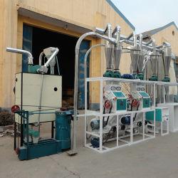 قمح الذرة الذرة الذرة الطحن آلة معالجة مع السعر