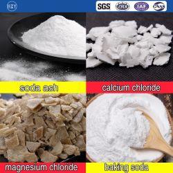 Carbonato de sódio e cloreto de cálcio/Bs/cloreto de magnésio sais inorgânicos de matérias-primas