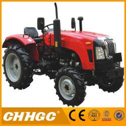 Trattori a quattro ruote di vendita 90HP di uso caldo dell'azienda agricola