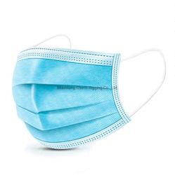 使い捨て可能なマスクの外科医学の歯科産業品質は3執ように勧める