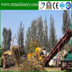 Baum-Stumpf-Abklopfhammer Mulcher des elektrischen Strom-250kw oder der Dieselenergie 320HP hölzerner