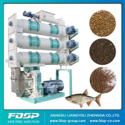 Zufuhr-Pelletisierung-Maschinen des Fabrik-Zubehör-Aqua-(Fisch, Garnele, Prown)