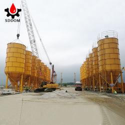 Serbatoio d'acciaio del cemento del silo di cemento del collegamento di bullone da vendere