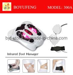 Всего продажи физической терапии ножной массажер с вибрирующим (300A)