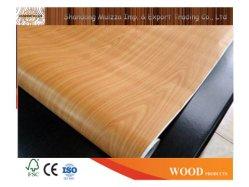 Du grain du bois de couleur unie papier imprégné de mélamine décorative pour meubles//conseils de décoration