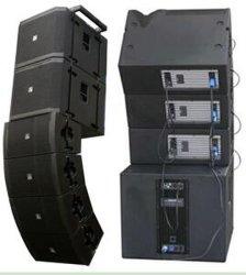 Vrx18p 직업적인 DJ 장비 동력선 배열 Subwoofer