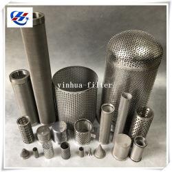 Корпус из нержавеющей стали из сетчатого фильтра