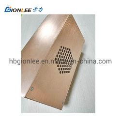 Carcasa de aleación de aluminio Shell purificador de agua Paquete