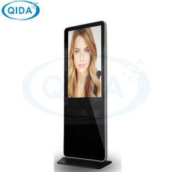 65 hallo-Heldere LCD Vertoning van ''/Digitale Signage met Publiceren het Van verschillende media van de Informatie Software