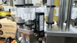 12V 24V Sensor van het Etiket PNP van NPN de Capacitieve voor de Duidelijke Transparante Opsporing van het Etiket