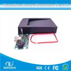 패시브 EMV 13.56MHz HF NFC 판독기 C 코드 USB RFID 카드 판독기 작성기 적외선