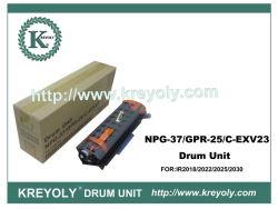 Kompatibles Trommel-Gerät für Canon GPR-25/NPG-37/C-EXV23